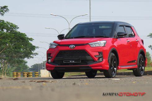 Insentif Pajak dan Diskon Diler, Harga Toyota Raize Jadi Lebih Murah