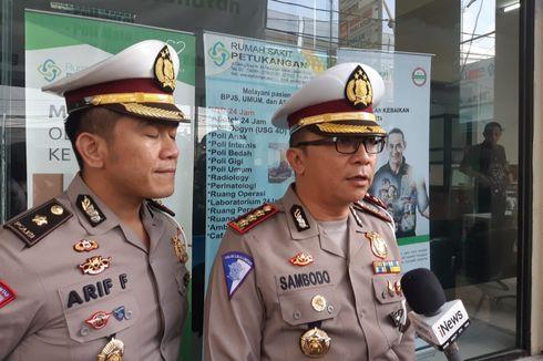 12 Kamera ETLE Dirusak dalam Kericuhan Demo Tolak Omnibus Law di Jakarta