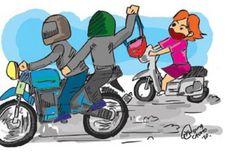 Seorang Wanita Tewas Akibat Dijambret di Semarang