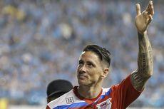 Resmi Pensiun, Fernando Torres Dapat Undangan Kembali ke Atletico