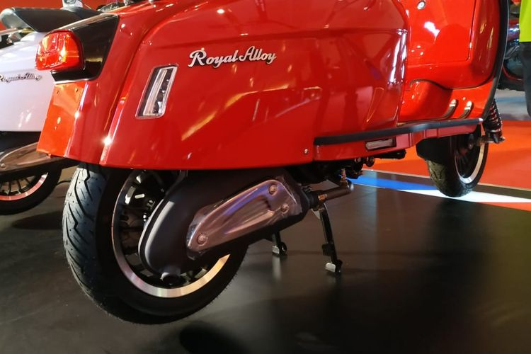Royal Alloy GP150