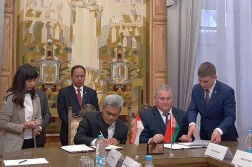 Indonesia dan Belarus Kerjasama Persiapkan Generasi Milenial