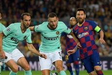 Barcelona Vs Inter, Messi Tak Ada Masalah dengan Griezmann