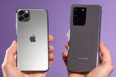 Riset Ungkap Perbandingan Reputasi Samsung dan Apple di Mata Publik