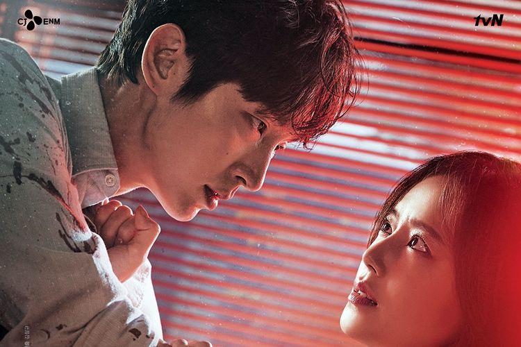 Poster drama Korea terbaru Flower of Evil