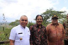 Keliling Ibu Kota Negara Bersama Menteri Bappenas dan ATR, Gubernur Kaltim Tak Menyoal Titik Koordinat