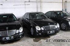 Harga Sedan Mewah Bekas Taksi, Mercy Mulai Rp 100 Jutaan
