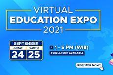 Cari Beasiswa Kuliah Dalam Negeri di Virtual Education Expo 2021, Yuk Daftar