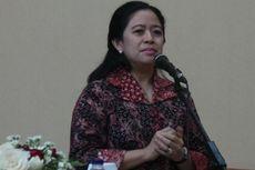 Tangis Puan Maharani di Peluncuran Buku tentang Taufiq dan Megawati