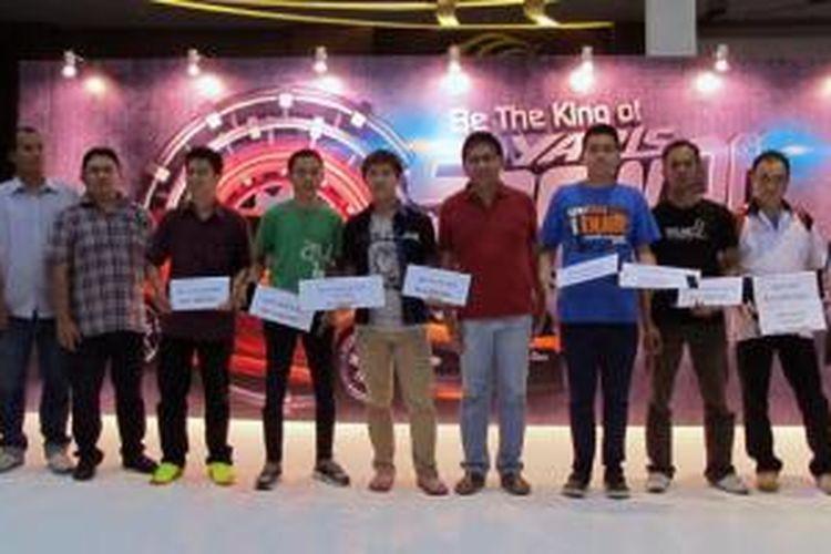 Pemenang Yaris Show Off 2013