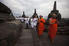 Harapan Menag, Candi Borobudur, dan Rumah Ibadah Buddha Dunia...