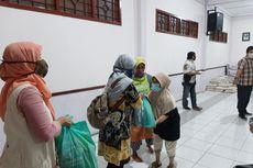 Terima Bantuan dari Dana Kemanusiaan Kompas, Buruh Gendong di Yogya: Maturnuwun...