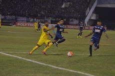 Sriwijaya FC Vs Arema Begitu Menguras Emosi