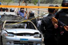 Ledakan Bom Mobil Dekat Gedung Keamanan Mesir Lukai 6 Orang
