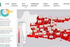 Pasien Sembuh Covid-19 di Jatim Naik 2 Kali Lipat, Terbanyak dari Surabaya