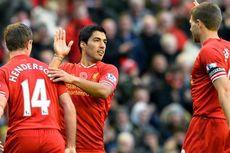 Bungkam Fulham 4-0, Liverpool 2 Angka dari Arsenal