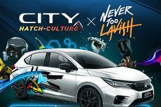 Ratusan Karya Berlomba di Modifikasi Digital Honda City