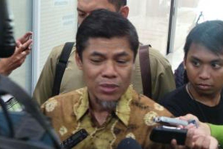 Kepala PPATK Muhammad Yusuf