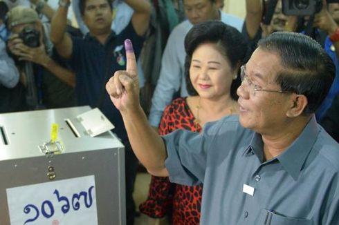 Pemerintah Kamboja Tolak Seruan Penyelidikan Hasil Pemilu