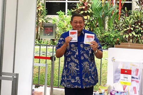 KPU Tetapkan Hasil Pilpres 2019, SBY Sampaikan Sikap Demokrat Hari Ini