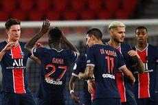Hasil Angers Vs PSG, Les Parisiens Menang meski Tanpa Pochettino