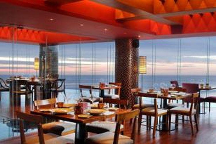 Restoran Bene di Sheraton Bali Kuta Resort.