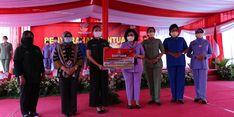 Kemensos Salurkan 3.490 Bansos untuk Istri Anggota TNI yang Ditinggal Bertugas