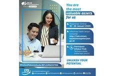 Buruan Daftar, BPJS Ketenagakerjaan Buka Lowongan untuk Lulusan D3-S1