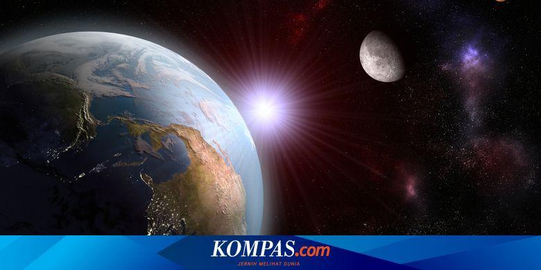 Jangan Lewatkan Tripel Konjungsi Bulan, Jupiter, dan Saturnus Mulai Malam Ini