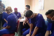 Berawal dari Teguran Tak Gunakan Masker, 7 Pemuda Keroyok 3 Petugas Covid-19