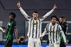 Benevento Vs Juventus, Alasan Andrea Pirlo Istirahatkan Cristiano Ronaldo