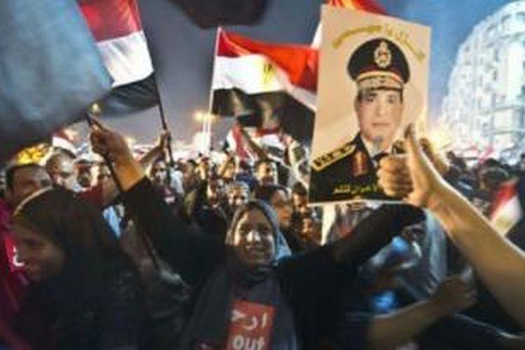Ikhwanul Muslimin menolak bekerjasama dengan pemerintahan interim.