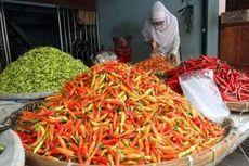 Harga Cabai Rawit Merah di Bogor Tembus Rp 90.000 Per Kilo