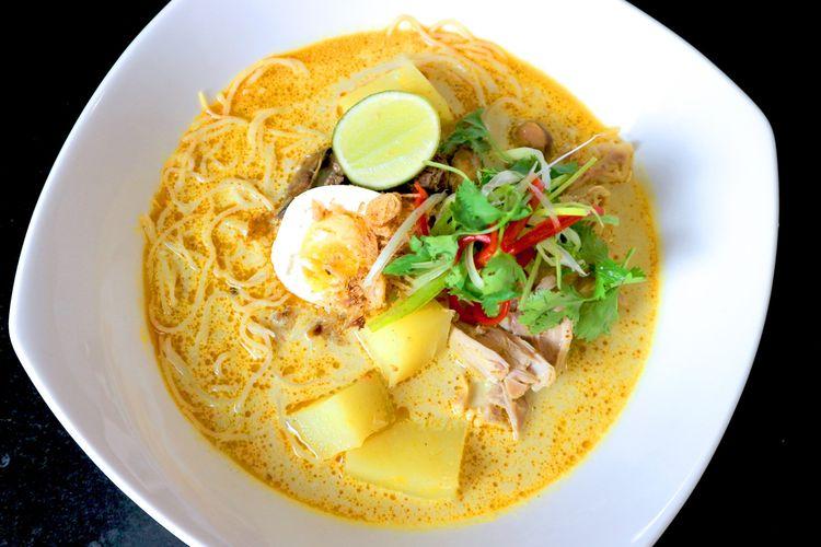 Kari Ayam Bihun Medan