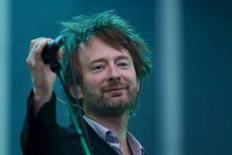 Vokalis Radiohead, Thom Yorke.