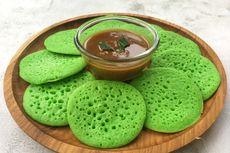 Resep Serabi Pandan Kuah Kinca, Dessert Tradisional yang Manis