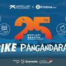 Sambut Tahun Baru, Kompas.com Gelar #MelihatHarapan Bike Pangandaran 2021