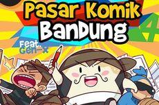 Pasar Komik Bandung, Ajang Unjuk