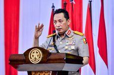 Kapolri Minta Perwira Jadi Pemimpin yang Melayani Anggota dan Warga