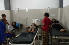 21 Siswa MI di Lombok Tengah Alami Mual hingga Pusing Usai Makan Tempe Goreng