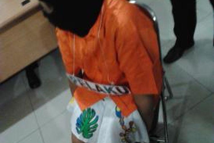 EW, TKW Makao asal Blora, gelisah sepanjang siaran pers.