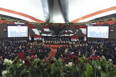Begini Urutan Acara Pelantikan Presiden dan Wakil Presiden RI Kemarin