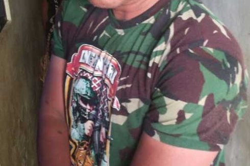 Akhir Perjalanan Pria Asal Medan yang 12 Tahun Jadi TNI Gadungan