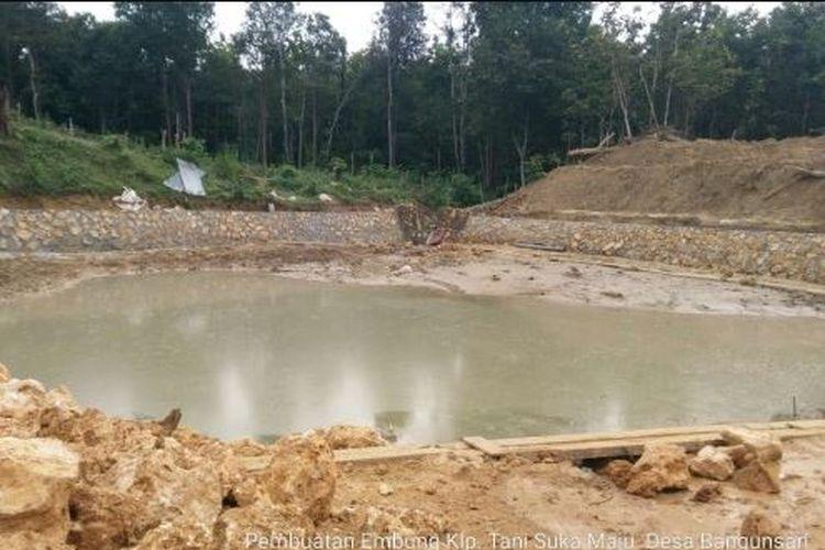 Kementerian Pertanian melalui Ditjen Prasarana dan Sarana Pertanian (PSP), mengimbau petani untuk segera membenahi sistem pengairan seperti irigasi dan embung.