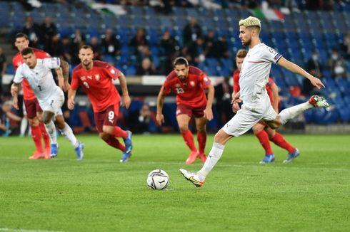 Swiss Vs Italia: Usai Sergio Ramos, Jorginho Jadi Korban Yann Sommer