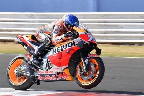 Adiknya Jatuh di GP Teruel, Ini Komentar Marc Marquez