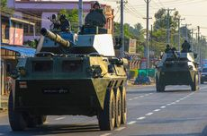 Myanmar: EU, UK impose new sanctions on junta officials