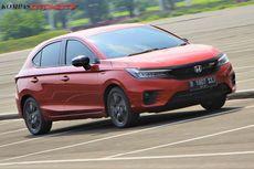 Berapa Biaya Perawatan Honda City Hatchback RS sampai 100.000 Km