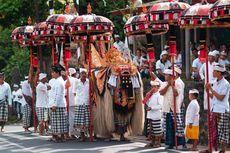 Hari Raya Galungan, Tempat Wisata Bali Makin Ramai