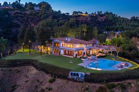 Rumah Megah Sylvester Stallone di Los Angeles Dijual, Berapa Harganya?